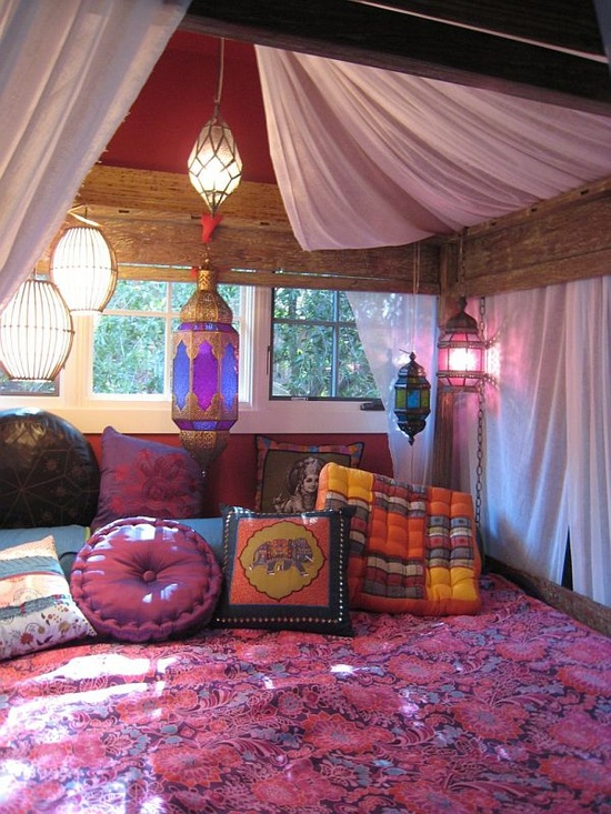 moroccan bohemian style home sweet home. Black Bedroom Furniture Sets. Home Design Ideas